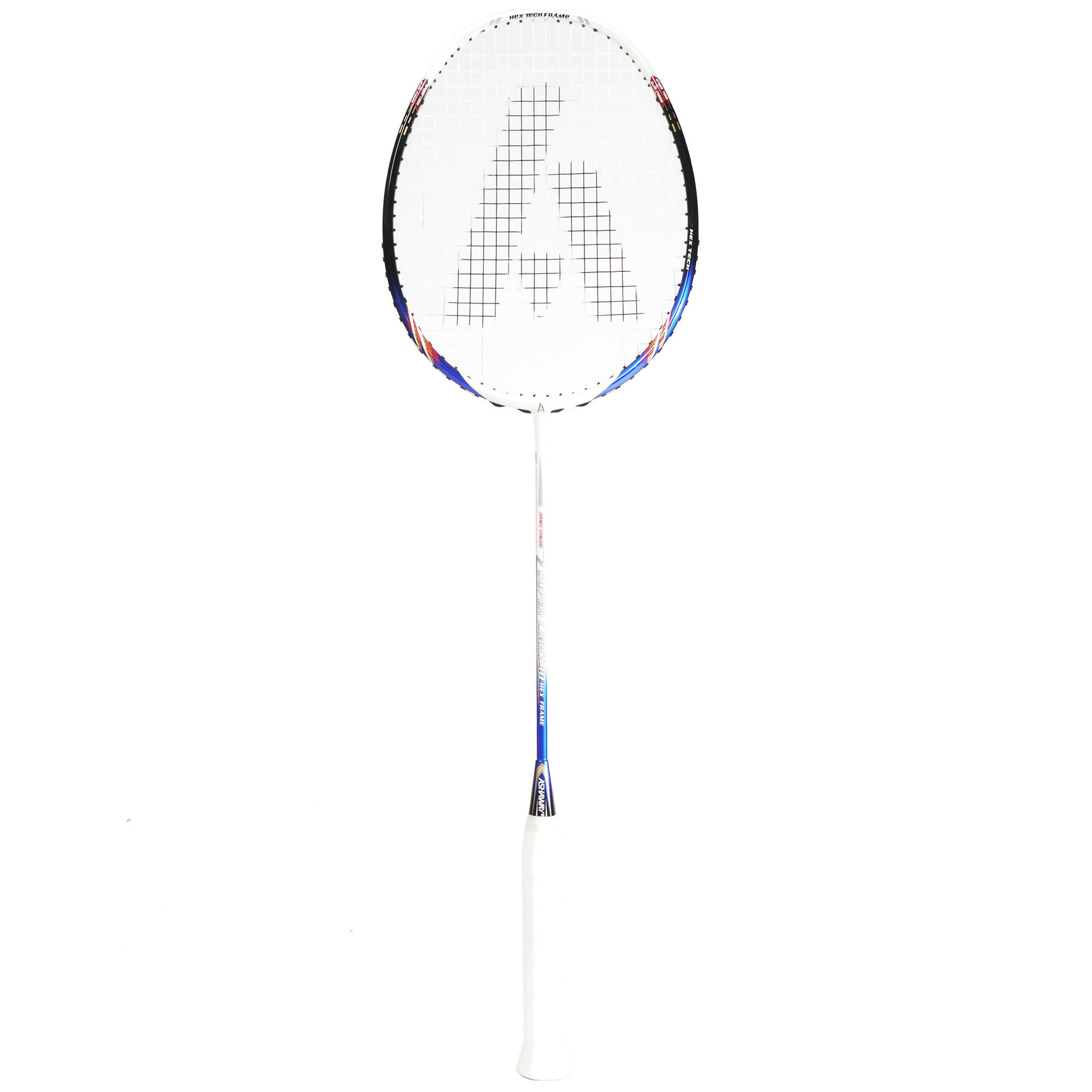 Ashaway Superlight 10 Hex Frame Badminton Racket