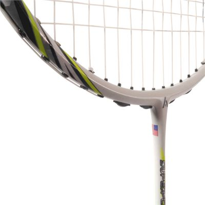 Ashaway Superlight 10 Hex Frame Badminton Racket AW18 - Zoom3