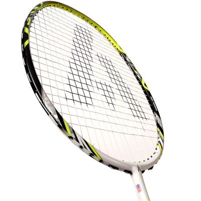 Ashaway Superlight 10 Hex Frame Badminton Racket AW18 - Zoom5