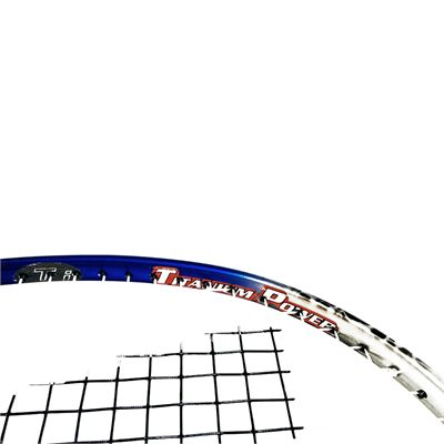 Ashaway Superlight 79SQ - Badminton Racket - Close  Frame View
