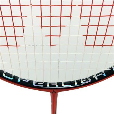 Ashaway Superlight T5SQ - Badminton Racket - Head Close View