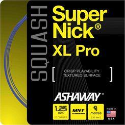 Ashaway Supernick XL Pro Squash String - 9m Set