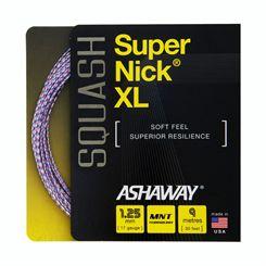 Ashaway Supernick XL Squash String - 9m set