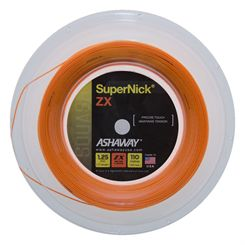 Ashaway SuperNick ZX Wear Layer Squash String - 110m Reel