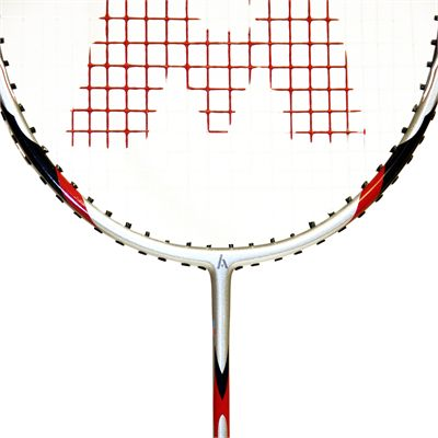 Ashaway Ti Power 1000 Badminton Racket Closeup