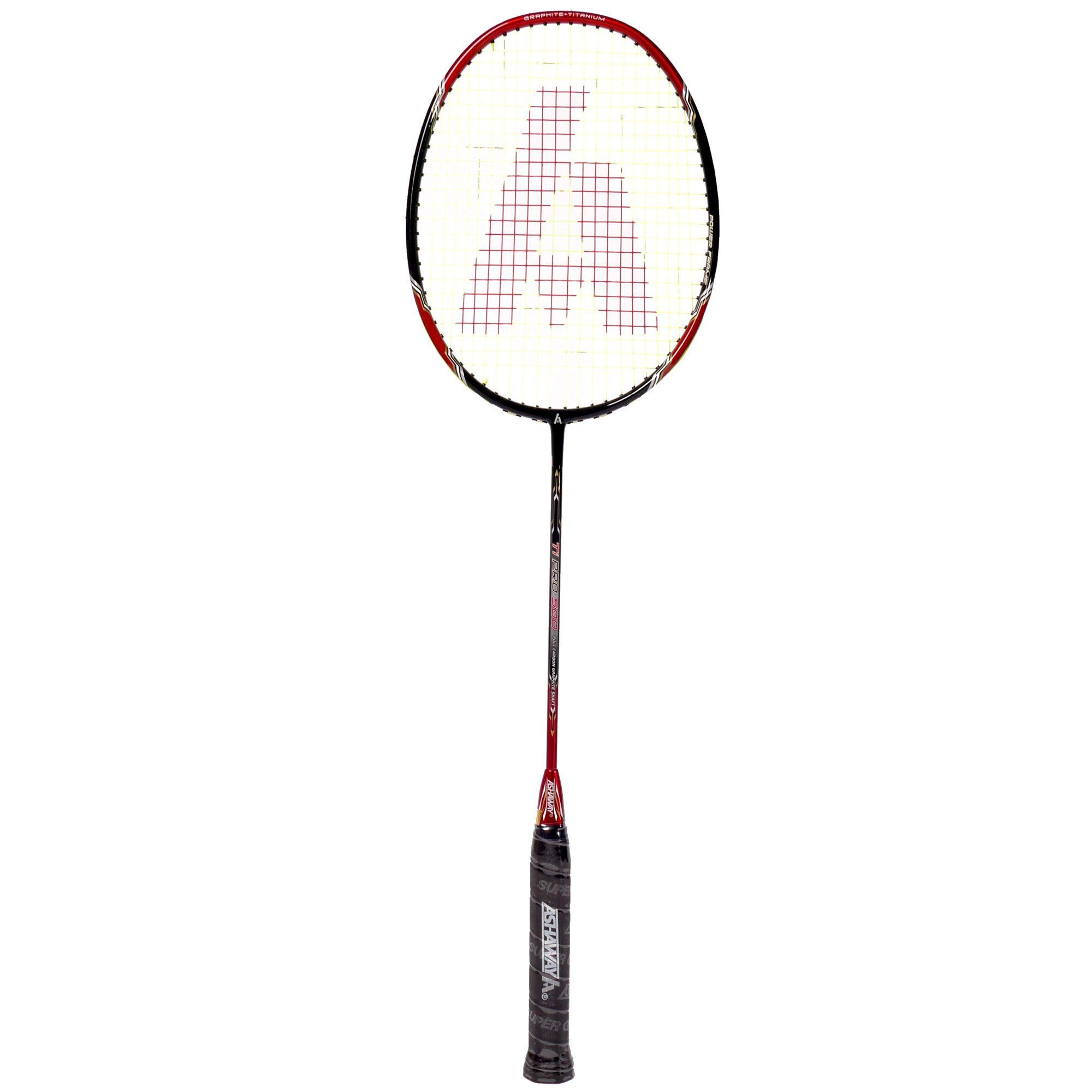 Ashaway Ti Pro 500 Badminton Racket - Sweatband.com
