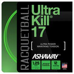 Ashaway UltraKill 17 Racketball String Set