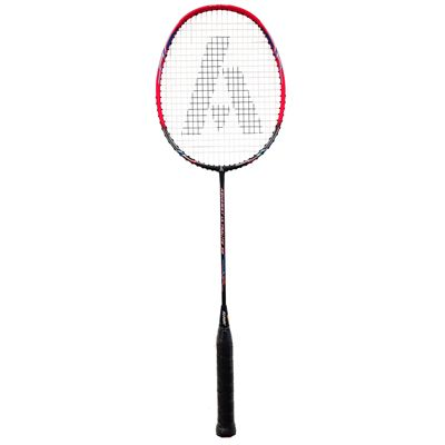 Ashaway Ultralite 58 Badminton Racket - Black/Red