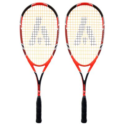 Ashaway Venom X-Flash Squash Racket Double Pack