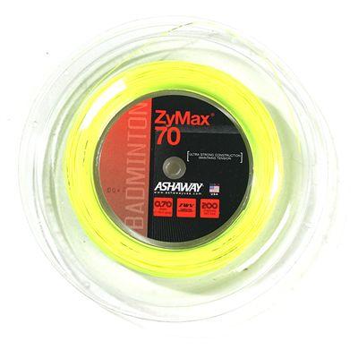 Ashaway ZyMax Badminton String - 200m Reel - 70mm