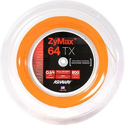 Ashaway ZyMax TX 64 Badminton String - 200m Reel