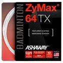 Ashaway ZyMax TX 64 Badminton String Set - White