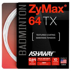 Ashaway ZyMax 64 TX Badminton String Set