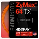 Ashaway ZyMax TX 64 Badminton String Set - Orange