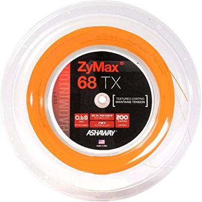 Ashaway ZyMax TX 68 Badminton String - 200m Reel