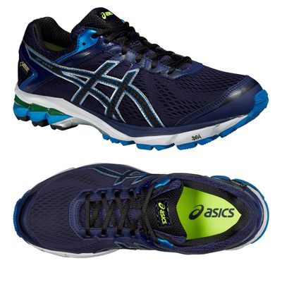 Asics Asics GT-1000 4 G-TX Mens Running Shoes - Alternative View
