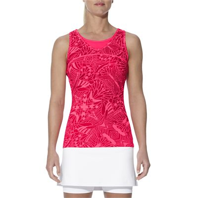 Asics Athlete GPX Ladies Tennis Tank Top-main