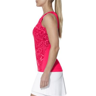 Asics Athlete GPX Ladies Tennis Tank Top-side