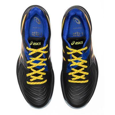 Asics Blast FF Mens Indoor Court Shoes - Above