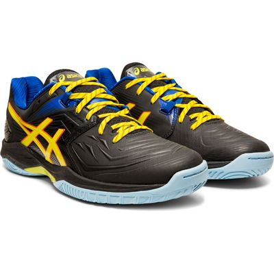 Asics Blast FF Mens Indoor Court Shoes - Angled