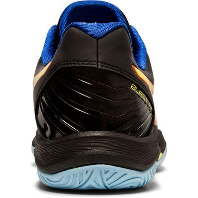 Asics Blast FF Mens Indoor Court Shoes - Back