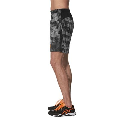 Asics Club GPX 7 Inches Mens Tennis Shorts-side