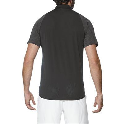 Asics Club GPX Mens Tennis Polo-back