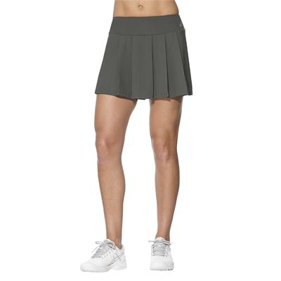 Asics Club Ladies Tennis Skort-grey-main