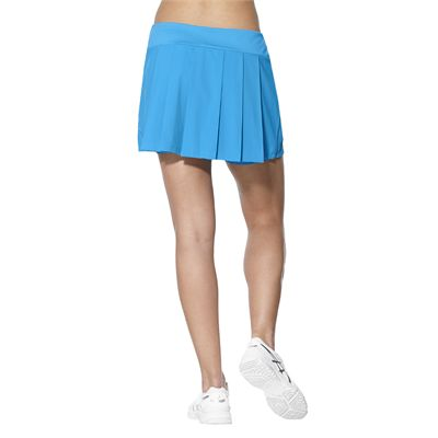 Asics Club Ladies Tennis Skort-light-blue-back