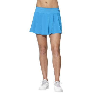 Asics Club Ladies Tennis Skort-light-blue-main