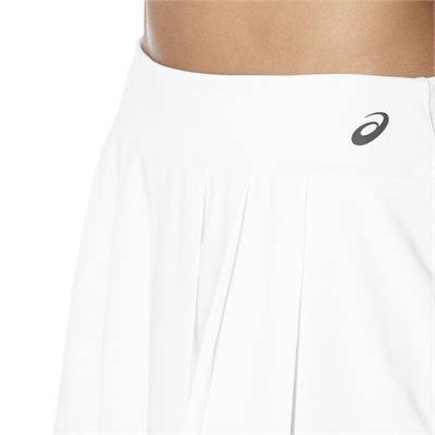 Asics Club Ladies Tennis Skort-white-close
