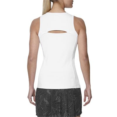 Asics Club Ladies Tennis Tank Top-back
