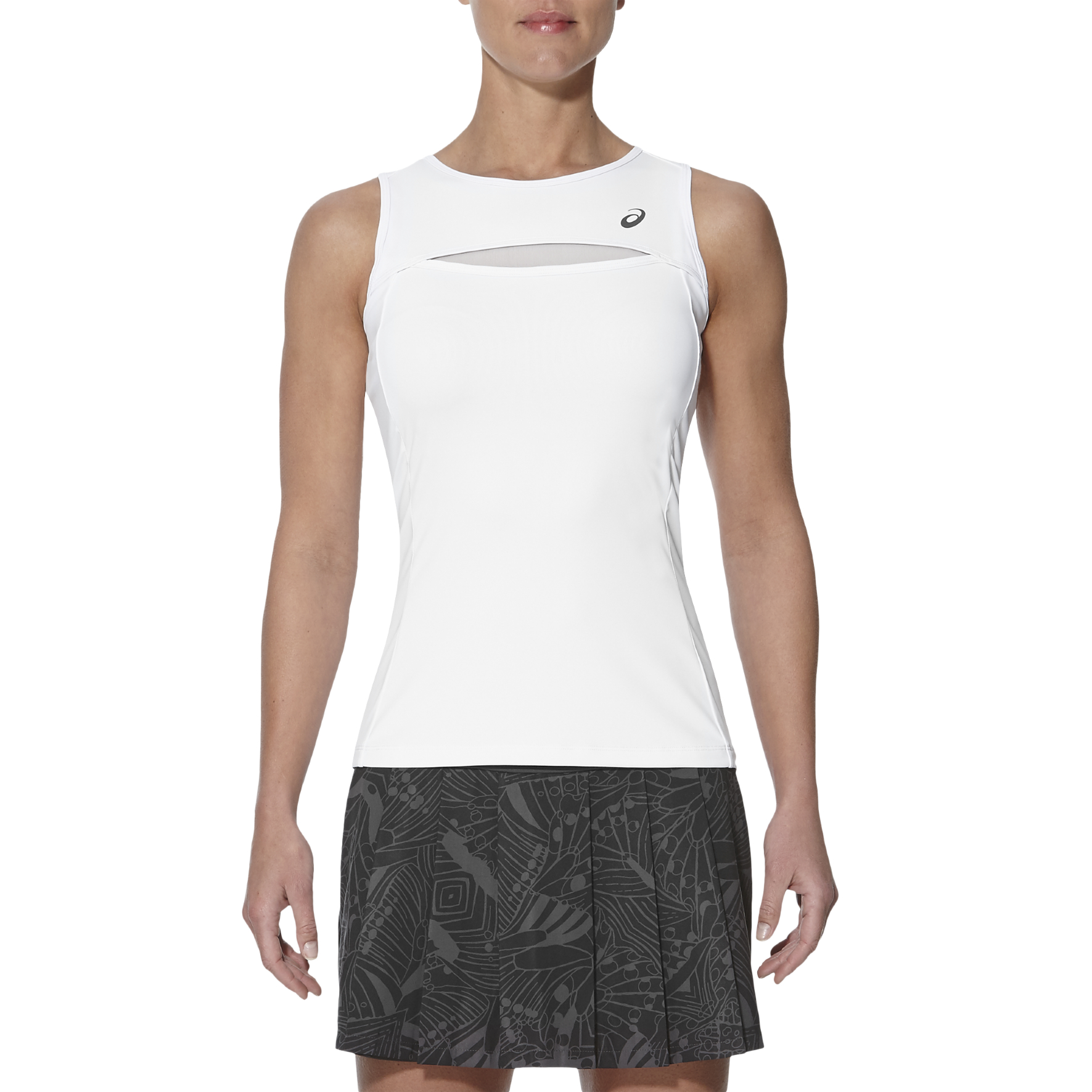 Asics Club Ladies Tennis Tank Top  S