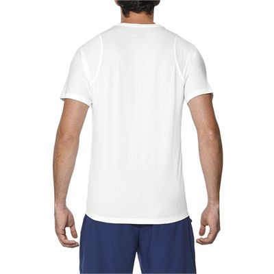 Asics Club Mens Tennis Top-back