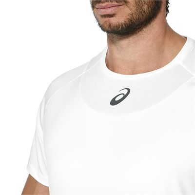 Asics Club Mens Tennis Top-close