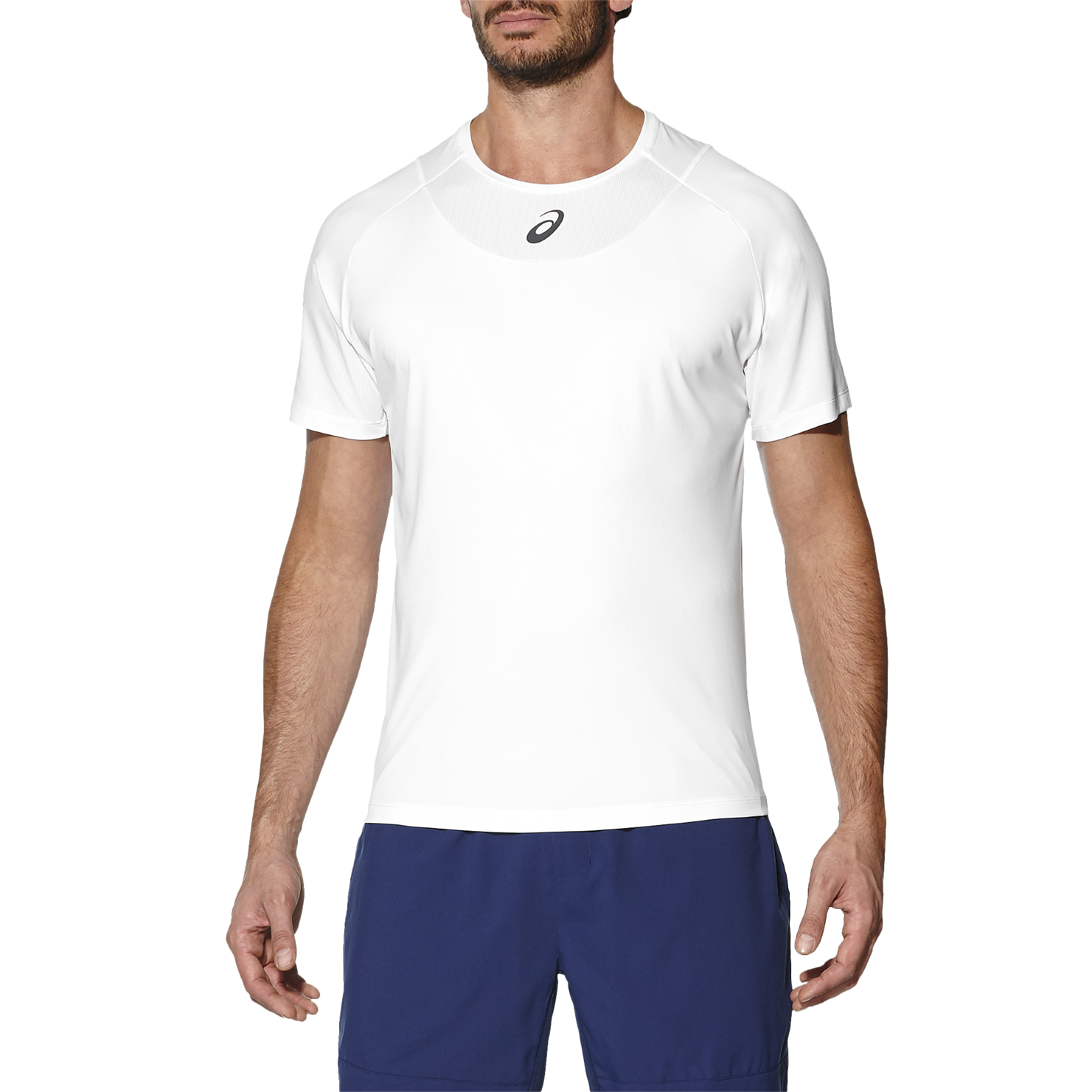 Asics Club Mens Tennis TShirt  M