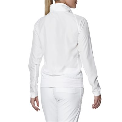 Asics Club Woven Ladies Tennis Suit-back