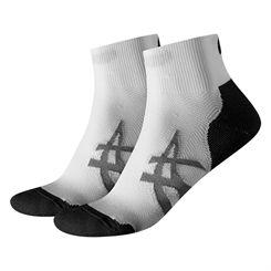 Asics Cushioning Running Socks - 2 Pair Pack