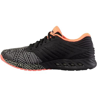 Asics FuzeX Ladies Running Shoes-Side