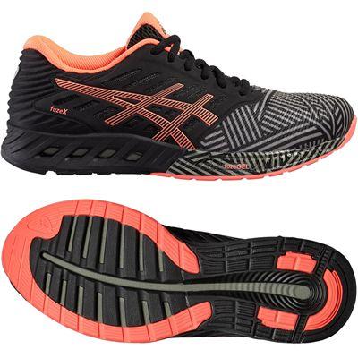 Asics FuzeX Ladies Running Shoes