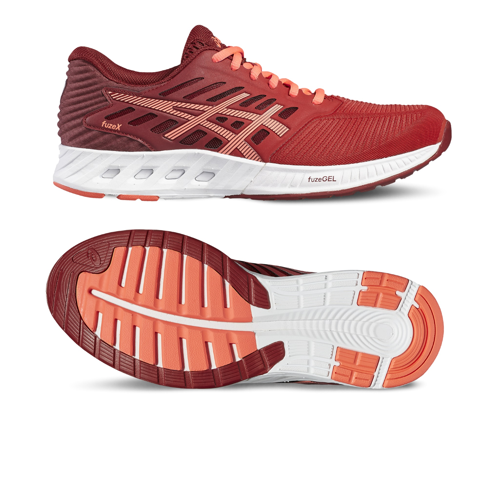 Asics FuzeX Ladies Running Shoes - 4.5 UK