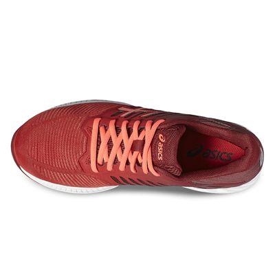 Asics FuzeX Ladies Running Shoes-top