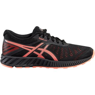 Asics FuzeX Lyte Ladies Running Shoes-Lateral
