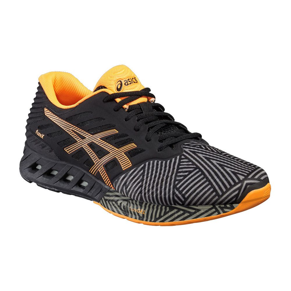 asics fuzex mens running shoes aw16. Black Bedroom Furniture Sets. Home Design Ideas