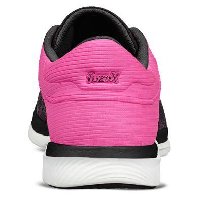 Asics FuzeX Rush Ladies Running Shoes -Back