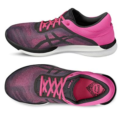 Asics FuzeX Rush Ladies Running Shoes -Side