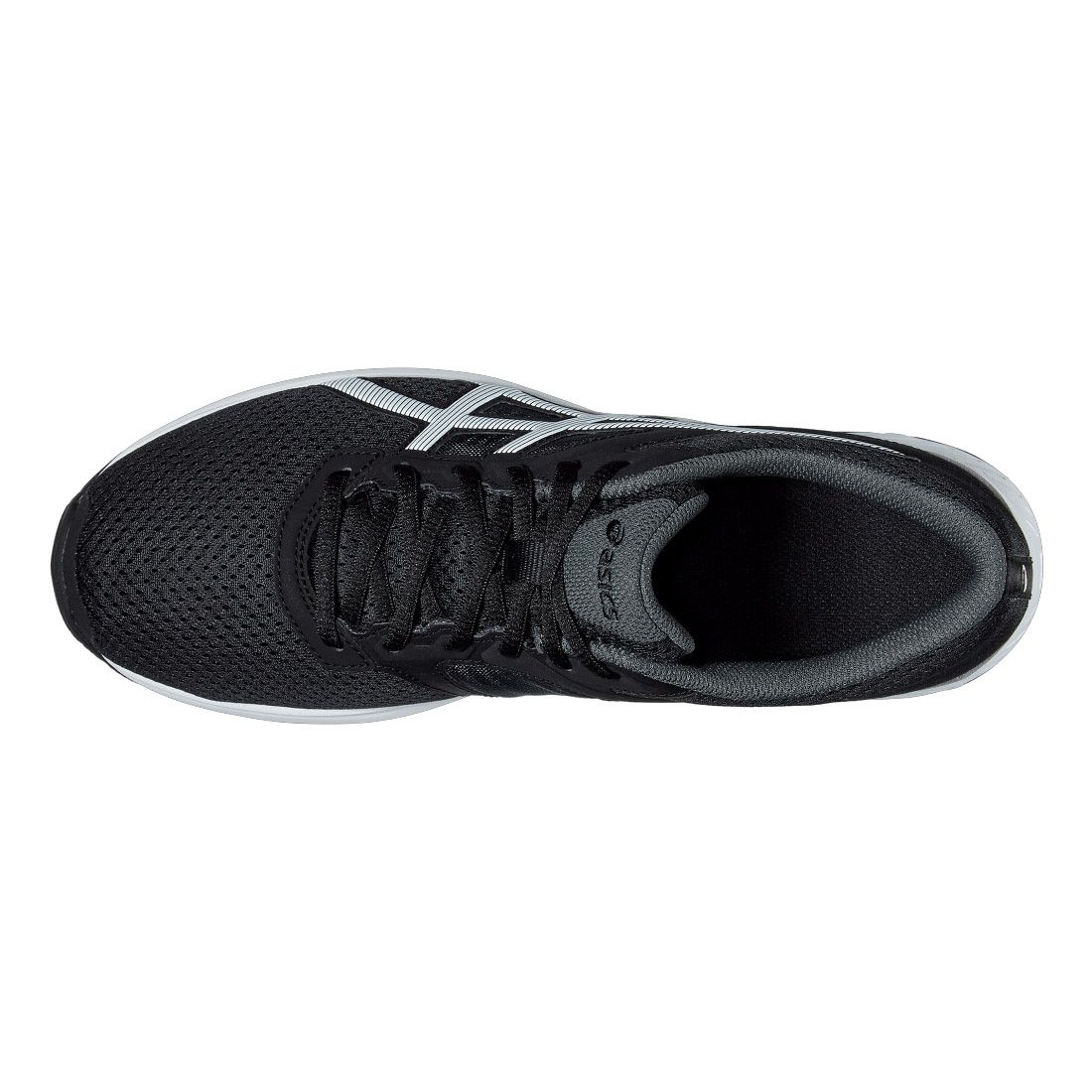 Golf Shoes White Top Black Sides