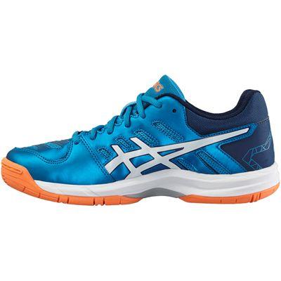 Asics Gel-Beyond 5 GS Junior Indoor Court Shoes-Medial