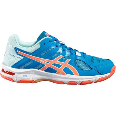Asics Gel-Beyond 5 Ladies Indoor Court Shoes-Lateral