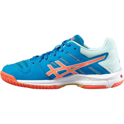 Asics Gel-Beyond 5 Ladies Indoor Court Shoes-Medial